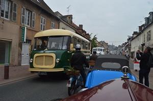 Embouteillage de Lapalisse