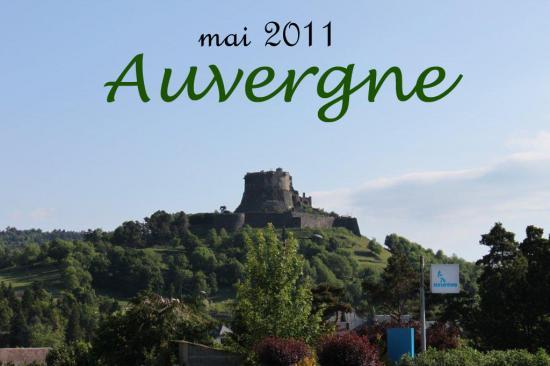 Week-End en Auvergne 2011