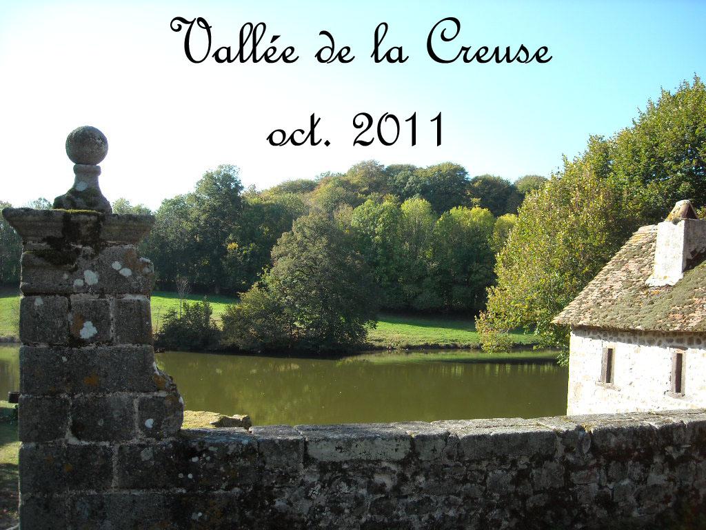 Vallée de la Creuse 2011