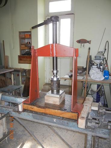 Extraction des pistons 1