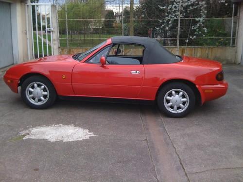 Mazda mx5 de 1989