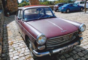 Peugeot 404 copie